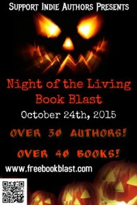 Night of the living bookblast